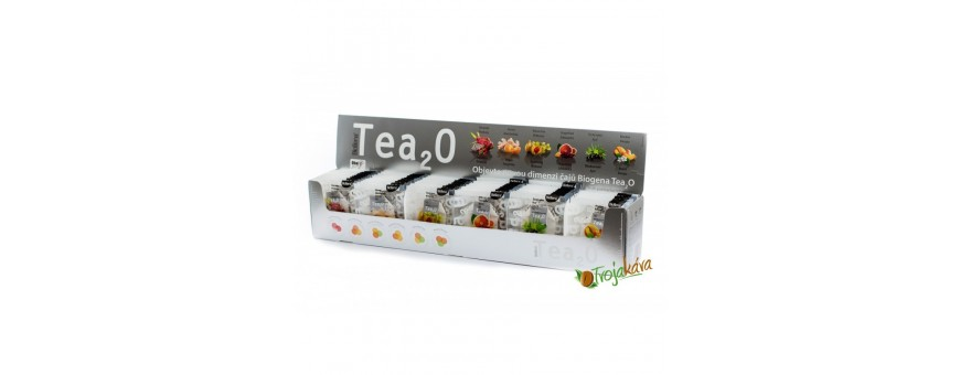 Čaje BIOGENA TEA za skvělé ceny